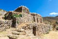 Palace of the Inca Royalty Free Stock Photo