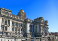 Palace of justice brussels belgium june the with the being renovated dome is the most important court building in belgium on june Royalty Free Stock Photos