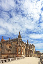 Palace of the Knights Templar in Tomar Royalty Free Stock Photography