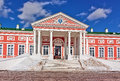 Palace kuskovo was designed neoclassical style Stock Photo