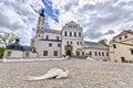 Palace in Pardubice, Czech Republic Royalty Free Stock Photo