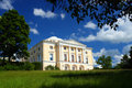 Palace in Pavlovsk park Stock Image