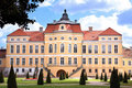 Palace in Rogalin. Royalty Free Stock Photo
