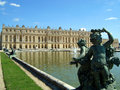 Palace of Versailles Royalty Free Stock Photo