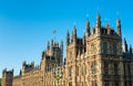Palace of westminster london united kingdom Royalty Free Stock Photos