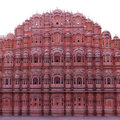 Palace of Winds, Hawa Mahal Royalty Free Stock Image