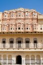 Palace of Winds, Jaipur, Rajasthan, India. Stock Photos