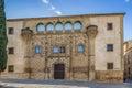 Palacio de Jabalquinto, Baeza, Spain Royalty Free Stock Photo