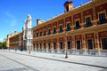 Palacio de San Telmo in Seville, Spain Royalty Free Stock Photos