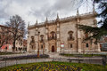Palacio de Santa Cruz Royalty Free Stock Photo