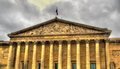 Palais bourbon national assembly of france in paris Stock Photography