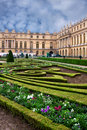 Palais de Versailles en France Photo stock