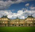 Palais du Luxembourg Royalty Free Stock Images
