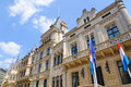 Palais Grand-Ducal in the City of Luxembourg Stock Photos