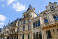 Palais Grand-Ducal in the City of Luxembourg Royalty Free Stock Photo