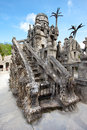 Palais Ideal Castle Stairway Royalty Free Stock Image