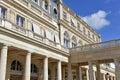 Palais Royale, Paris, France Royalty Free Stock Photo