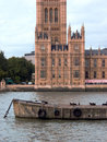 Palast von Westminster, London Stockfotos