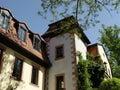 palatinate villa Royalty Free Stock Photo