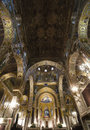 Palatine Chapel Stock Photo