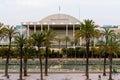Palau de la Musica de Valencia Royalty Free Stock Photo