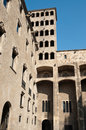 Palau Reial Major Royalty Free Stock Photos