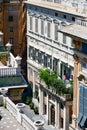 Palazzo Bianco,Genoa , Italy Royalty Free Stock Photo