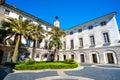 Palazzo Borromeo Borromean Palace on Isola Bella Bella Island Royalty Free Stock Photo