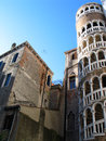 Palazzo Contarini del Bovolo Royalty Free Stock Photo
