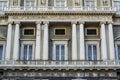 Palazzo Ducale, Genoa Royalty Free Stock Photo