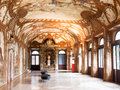 Palazzo Ducale in Mantua Royalty Free Stock Photo
