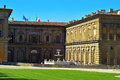 Palazzo Pitti in Florence, Italy Royalty Free Stock Photo