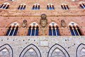 Palazzo Pubblico, Town Hall, Siena, Tuscany, Italy Royalty Free Stock Photo