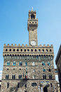 Palazzo Vecchio (Old Palace), Florence, Italy Royalty Free Stock Photo