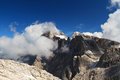Pale di San Martino, Cimon della Royalty Free Stock Photo