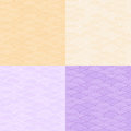 Pale One Color Abstract Seamless Pattern Stock Photos