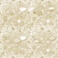 Pale Stones Stock Image