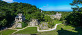 Palenque ruins Royalty Free Stock Photo