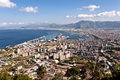 Palermo Landscape Royalty Free Stock Photos