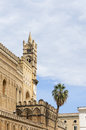 Palermo a very beautiful town in sicily italy Royalty Free Stock Photos
