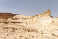 Palestine canyon in the judean desert on the west bank Stock Images