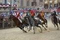 Palio of Siena Royalty Free Stock Photo