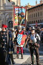 Palio of Vigevano Italy Royalty Free Stock Photography