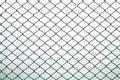 Palisade fencing home farm environment Stock Photos