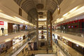 Palladium mall new big shopping at lower parel mumbai india Royalty Free Stock Photo