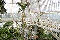 Palm House, Kew Gardens, London Stock Images