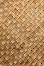 Palm leaf mat background Stock Images
