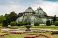 Palm Pavillon at Palace Schoenbrunn, Vienna Royalty Free Stock Photo