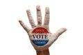 palm vote