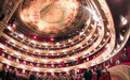 Palma de mallorca principal theatre Royalty Free Stock Photo